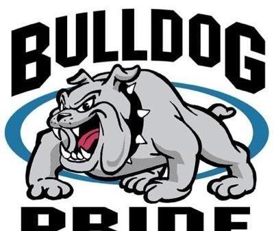 Bulldog clipart volleyball. Battle of the bulldogs