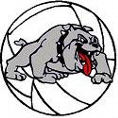 Fzs boys fzsvb twitter. Bulldog clipart volleyball