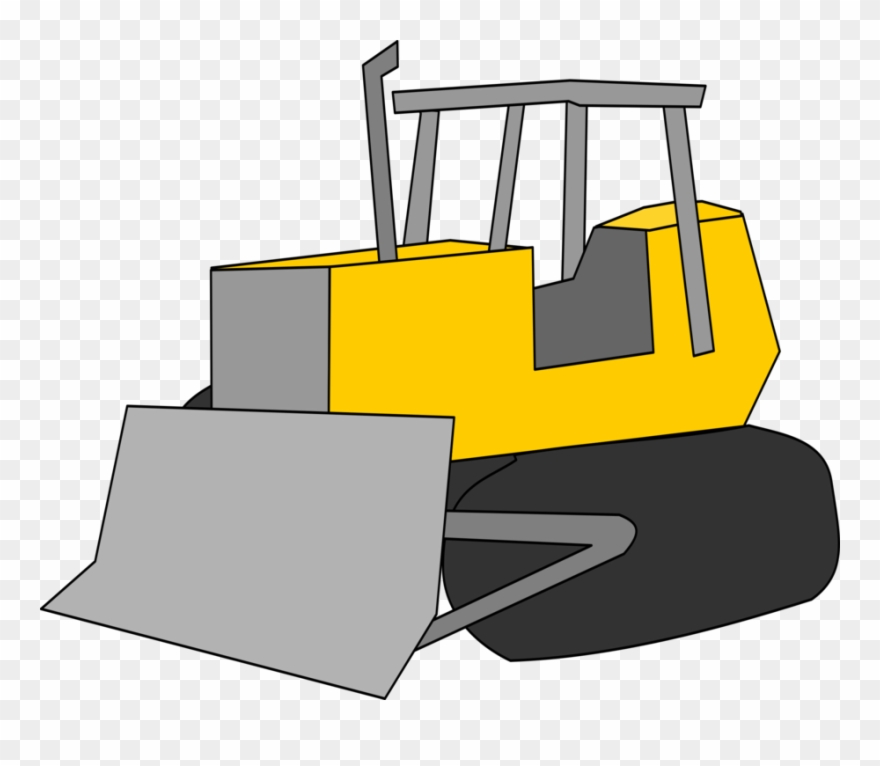 Backhoe clipart bulldozer. Caterpillar d excavator heavy