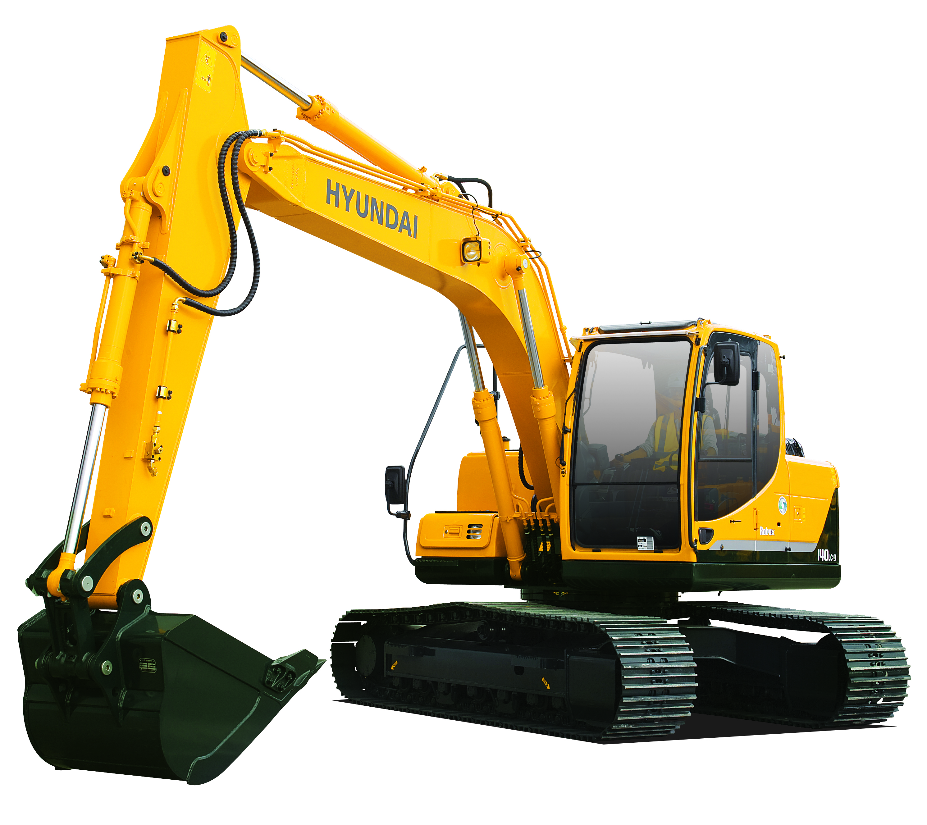 Backhoe clipart construction machinery. Equipment panda free images