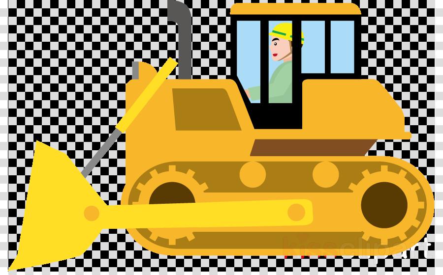Bulldozer clipart cartoon. Cool cliparts stock