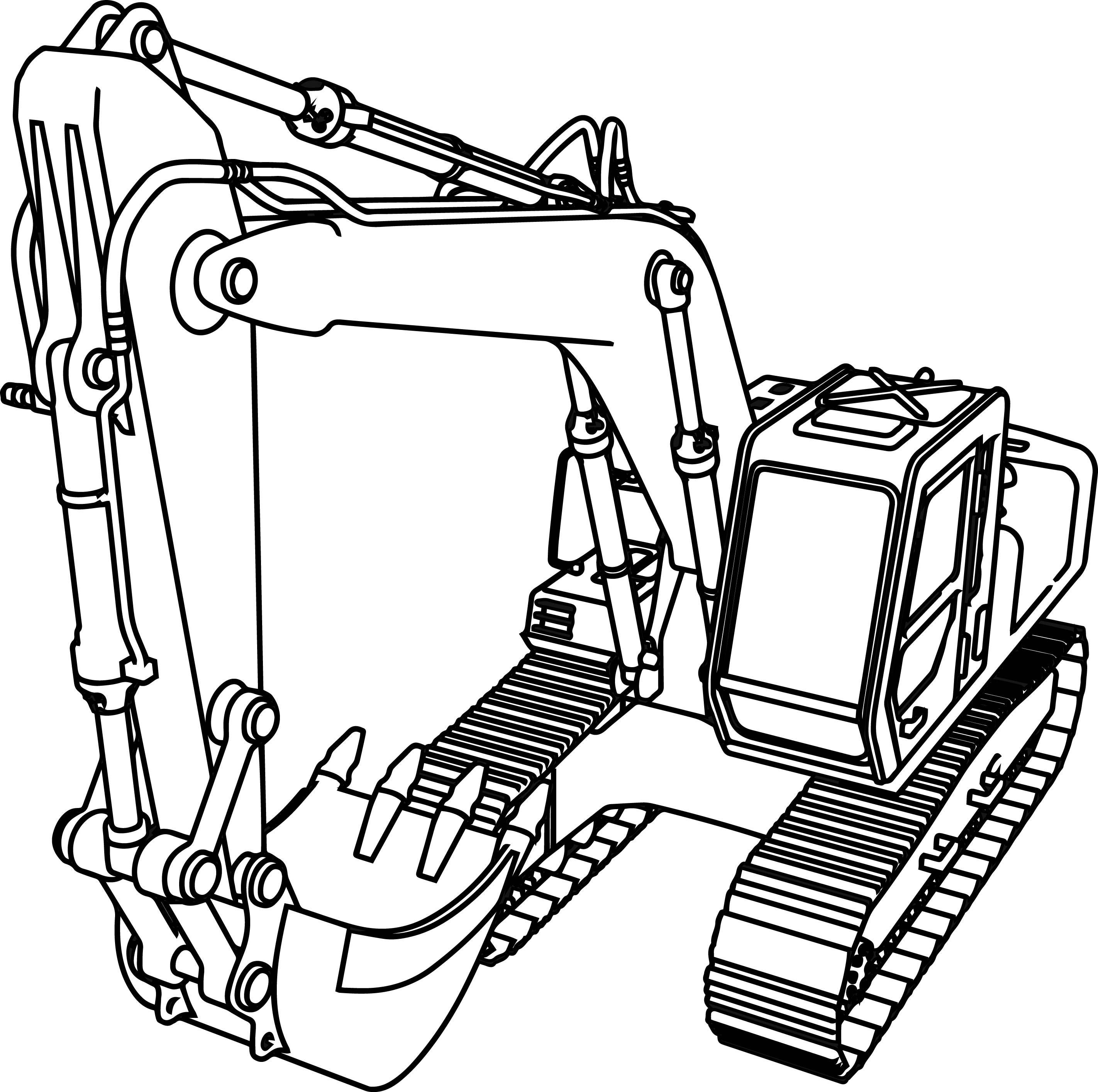 Bulldozer Clipart Color Bulldozer Color Transparent Free