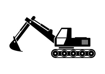 Search photos dredge icon. Excavator clipart dredging