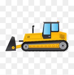 Backhoe clipart construction vehicle. Bulldozer png images vectors