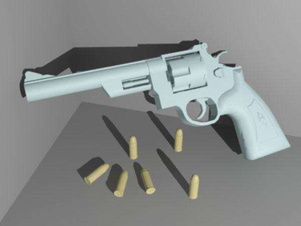 Bullet clipart 44 magnum.  frames animation max