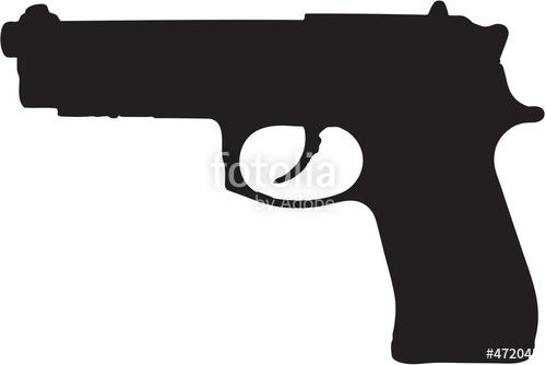 mm semi automatic. Bullet clipart 9mm