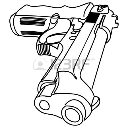 mm drawing at. Bullet clipart 9mm