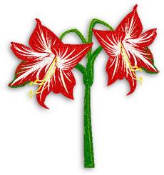 Free flower gifs amarilis. Bullet clipart animated