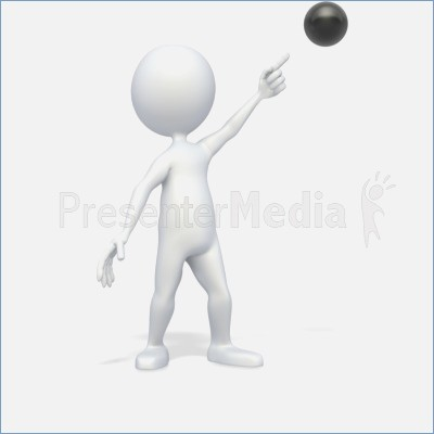 Points in powerpoint manway. Bullet clipart animated