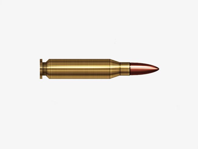 Bullet clipart bala. Flying bullets warhead metal
