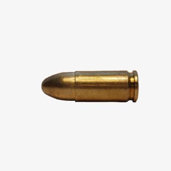 Golden ammunition png image. Bullet clipart bala
