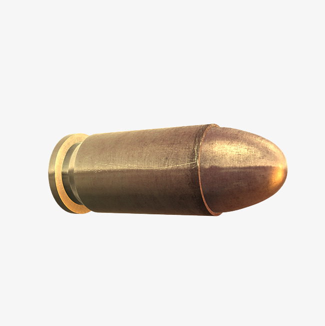 Rust military arms png. Bullet clipart bala