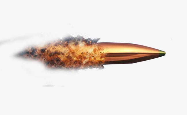 Power danger png image. Bullet clipart bala