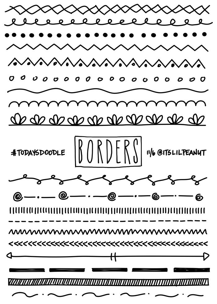Borders png city paper. Bullet clipart border