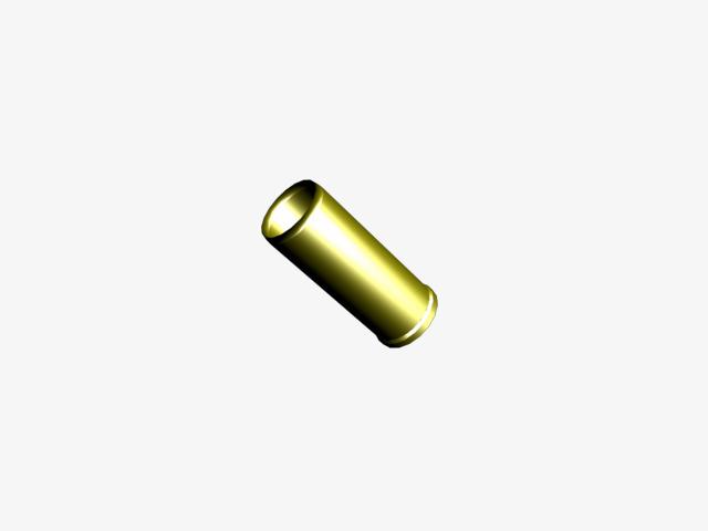 Bullet clipart bullet casing. Casings creative material cartridge