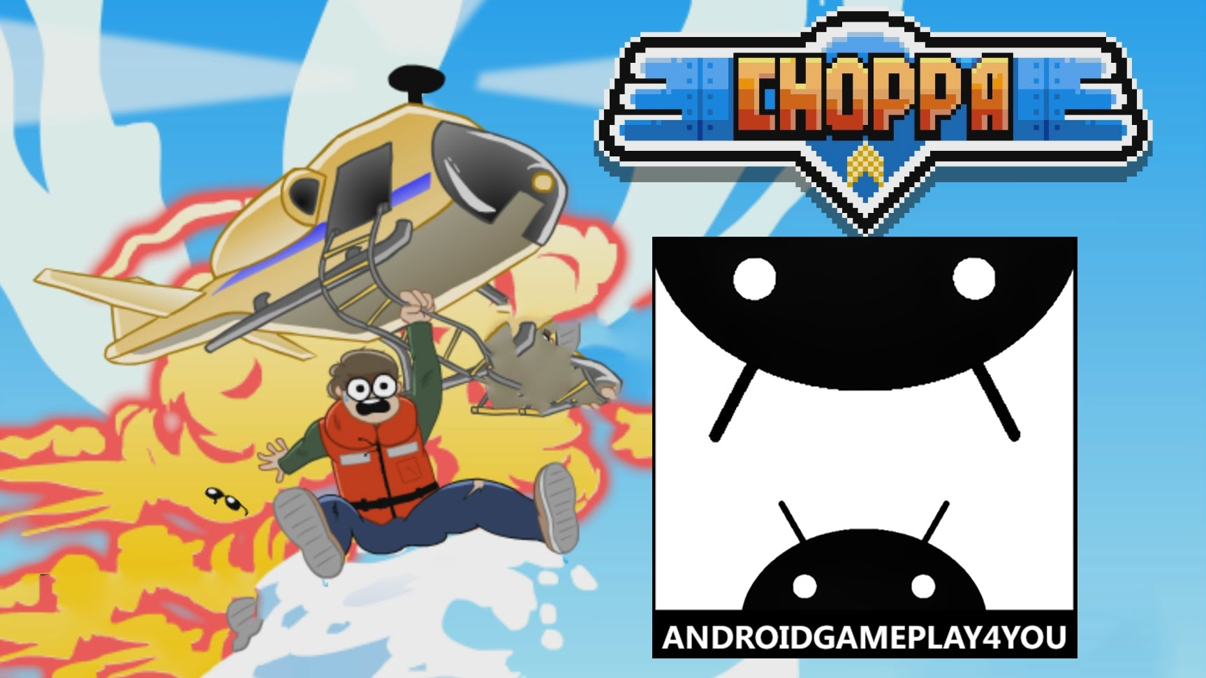 Android gameplay trailer p. Bullet clipart choppa