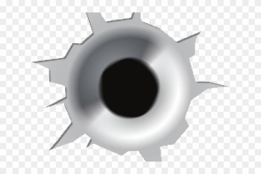 Holes png . Bullet clipart clip art