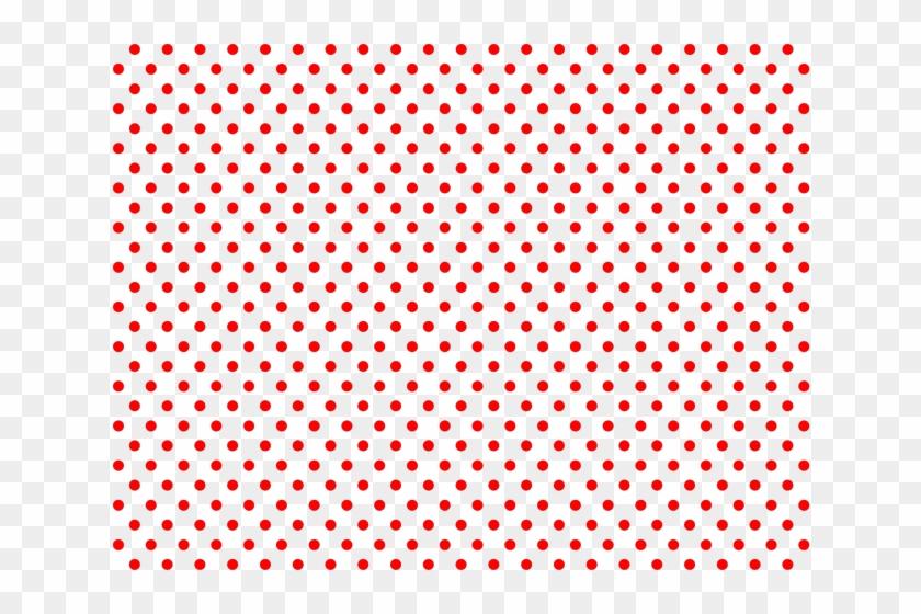 Dots point pink polka. Bullet clipart dot
