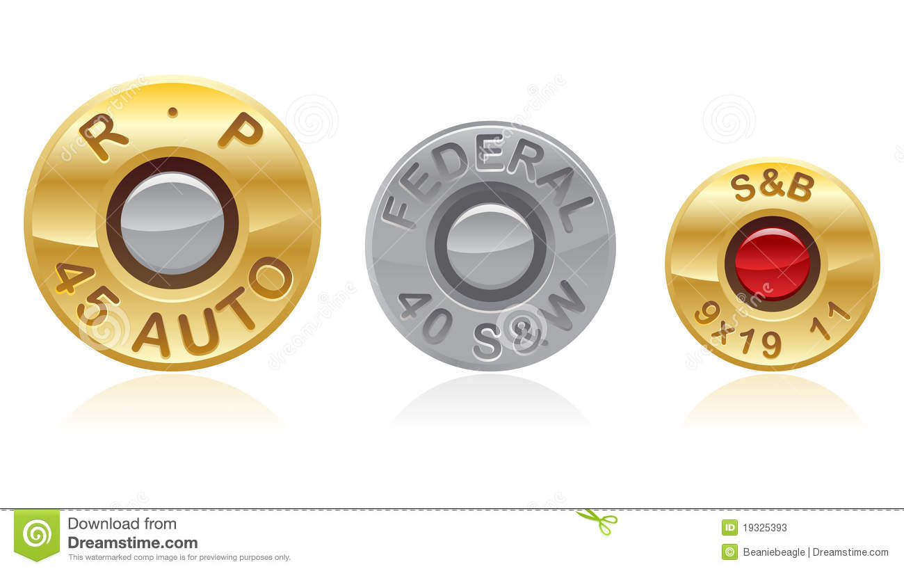 Casing pencil and in. Bullet clipart end