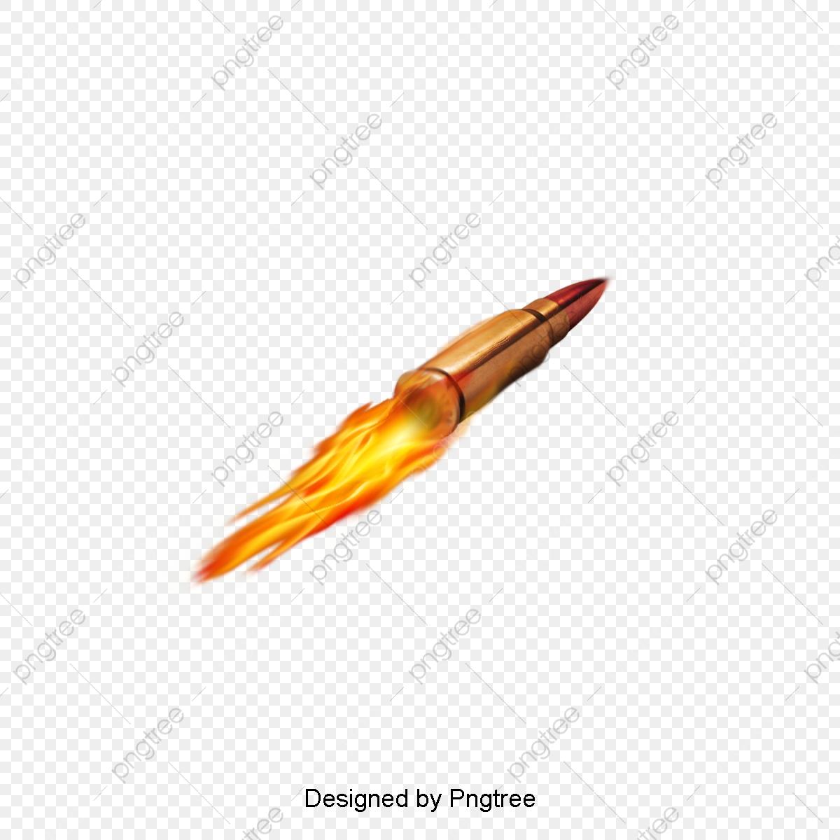 Fire gunpowder yellow png. Bullet clipart file