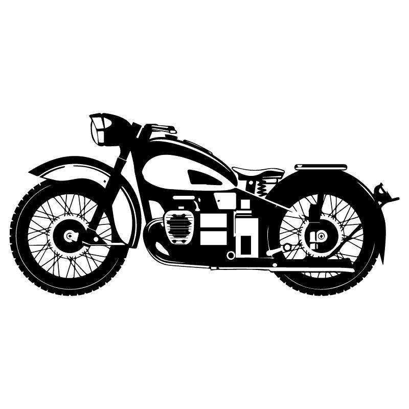 Royal enfield motorcycle cycle. Bullet clipart motorbike