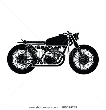 collection of royal. Bullet clipart motorbike