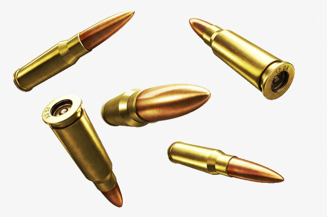 Bullet clipart sniper bullet. Rifle pointed metal png