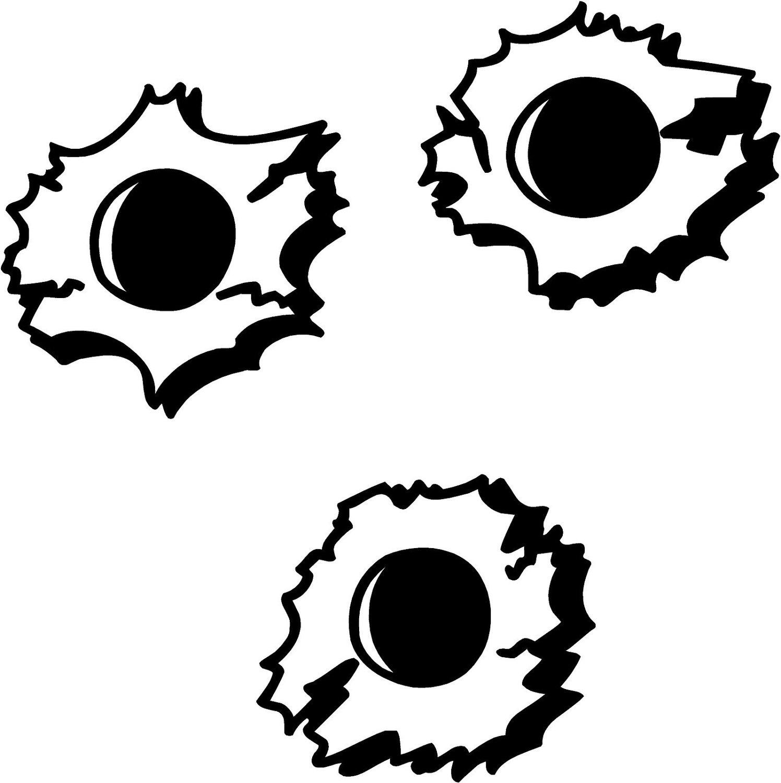 Bullet clipart vector.  hole clip art