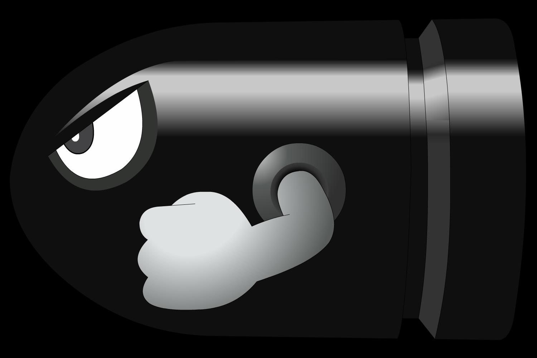 Bill wallpaper sf by. Bullet clipart vector
