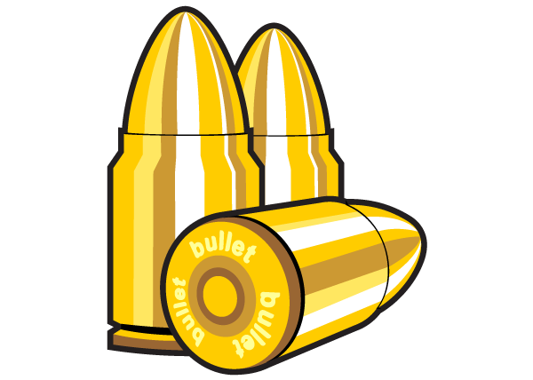 Bullet clipart vector. Free icons clip art