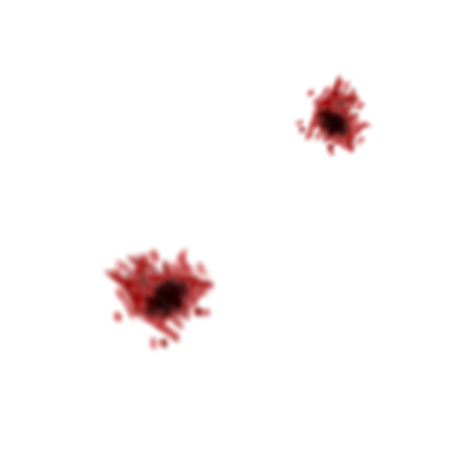 Bullet hole blood png. Holes roblox