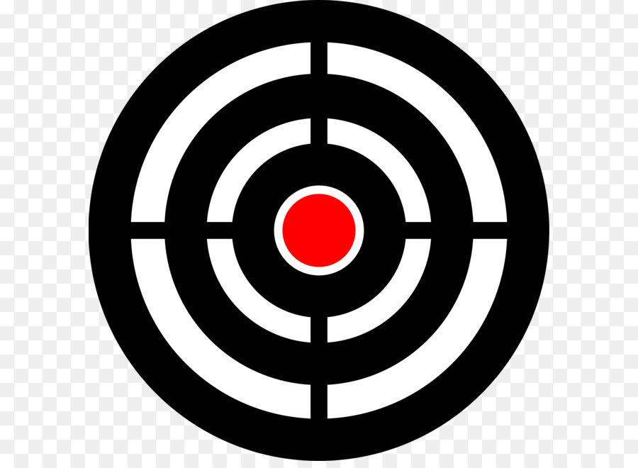Bullseye clipart aim. Target corporation clip art