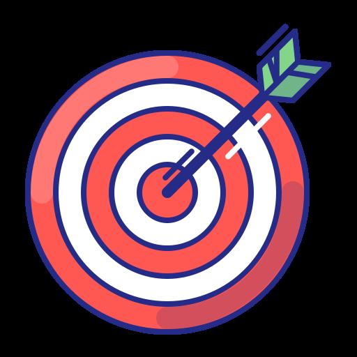 Bullseye clipart aim. Download free png arrow