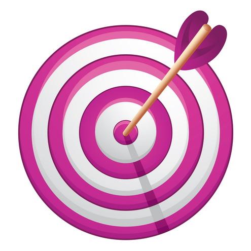 Clip art panda free. Bullseye clipart aim