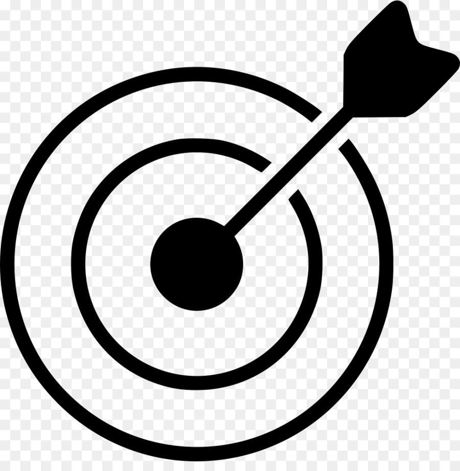 Bullseye clipart black and white. Circle font transparent