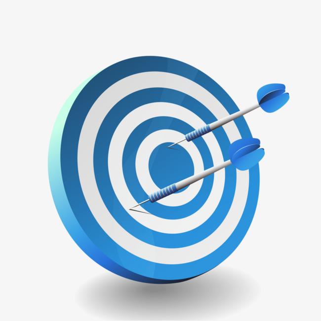 Dart darts bull s. Bullseye clipart blue