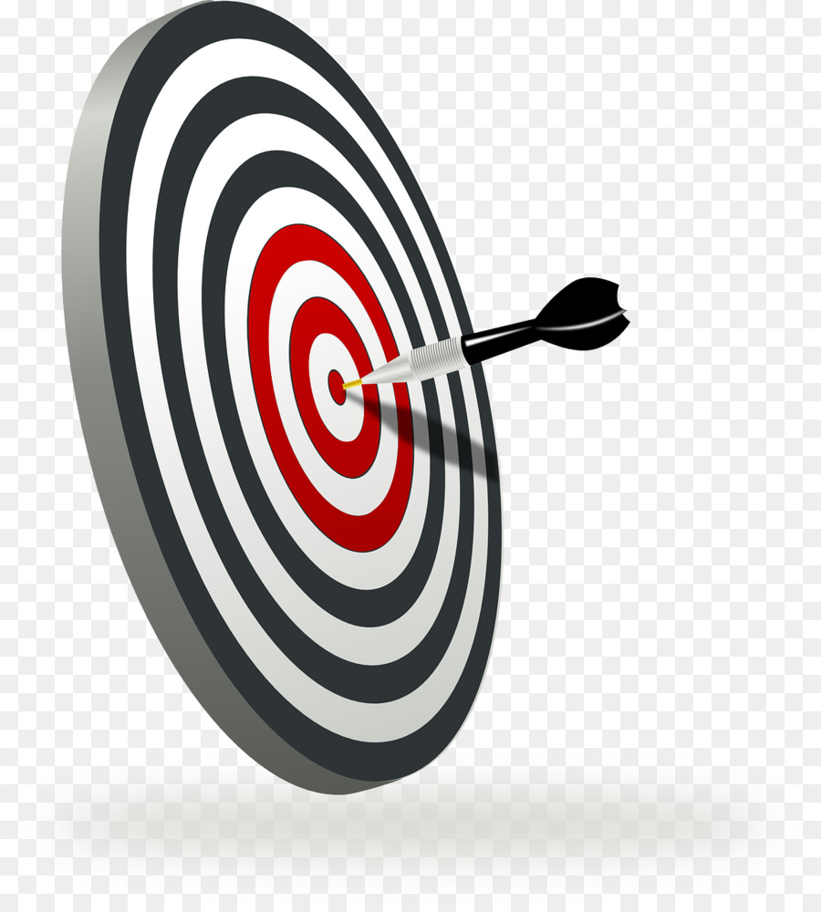 Darts video game dart. Bullseye clipart board target