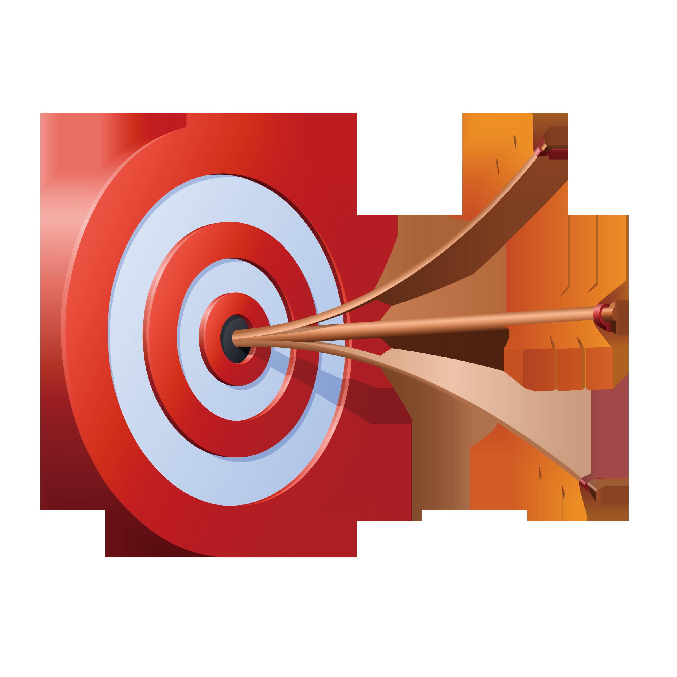 Dart clipart target dart. Shooting bullseye clip art