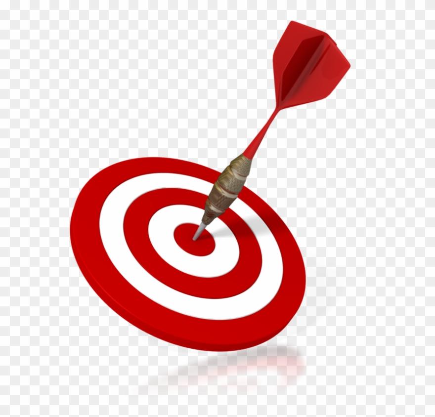 Bullseye clipart bulls eye. Aiming for a arrow