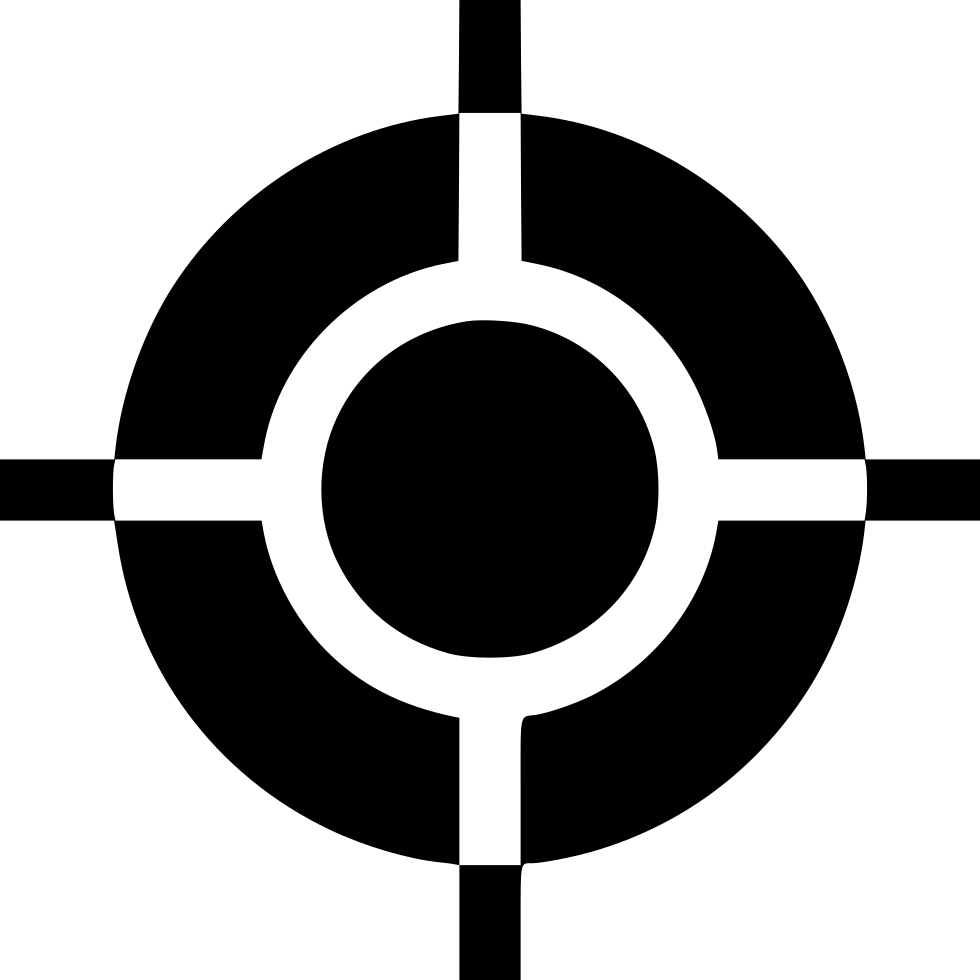 Target pin point svg. Bullseye clipart goal