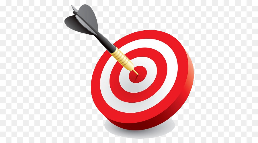 Target corporation goal . Goals clipart bullseye