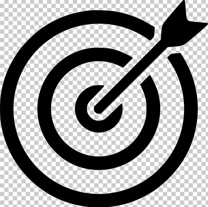 Computer icons shooting target. Bullseye clipart icon