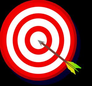 bullseye clipart objective