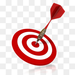 Bullseye clipart objective. Png and psd free