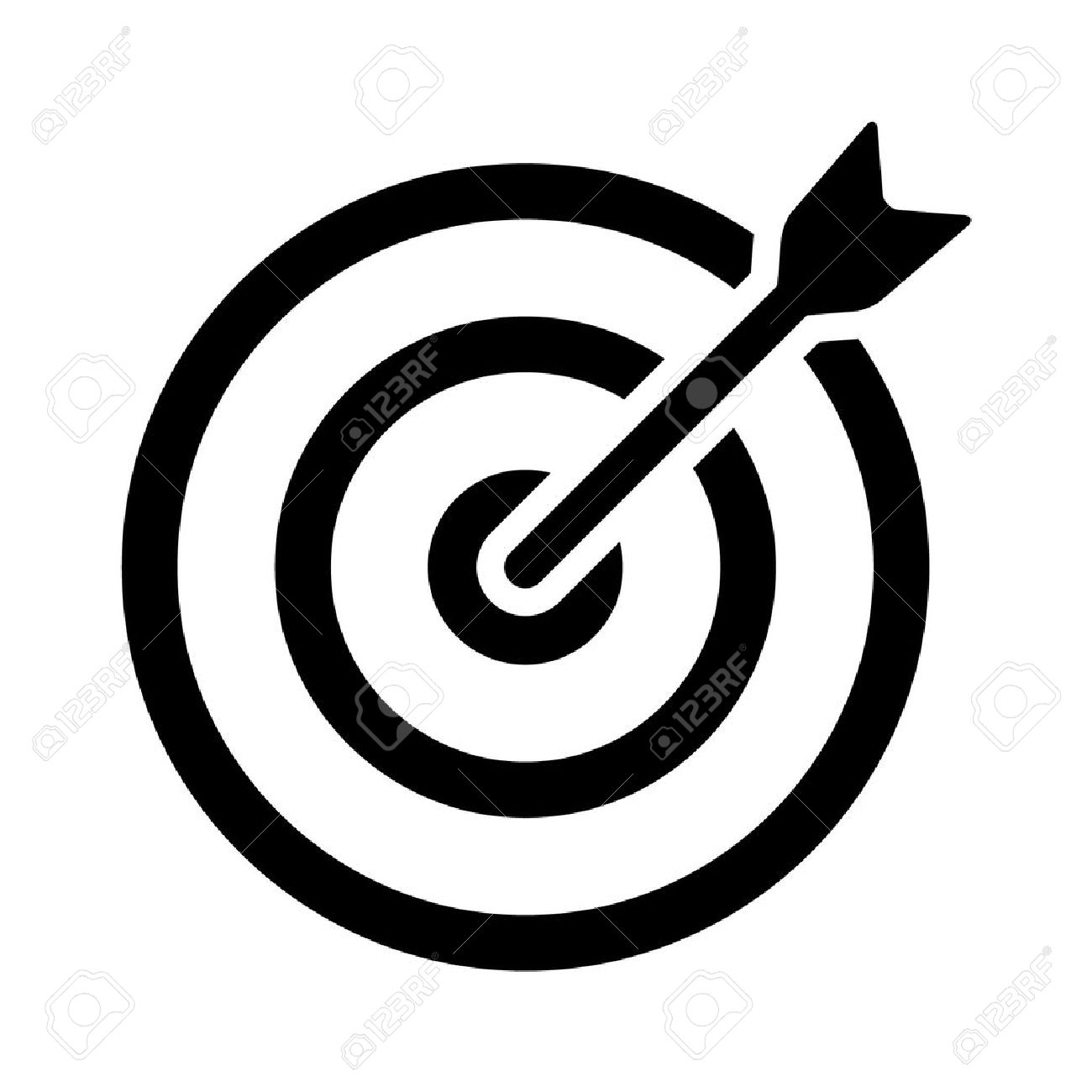 Free download best on. Bullseye clipart objective