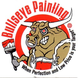 Painting painters encino commons. Bullseye clipart perfection