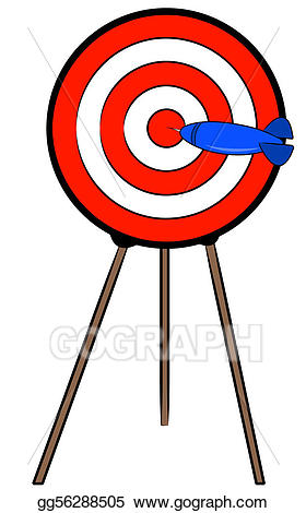 Clip art dart hitting. Bullseye clipart perfection