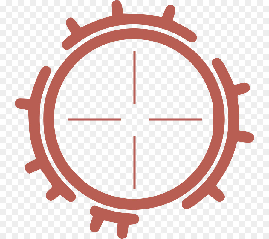 Computer icons shooting target. Bullseye clipart pink