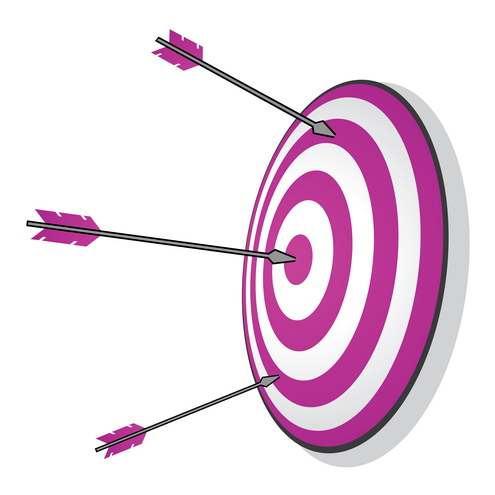 Free images download clip. Bullseye clipart purple