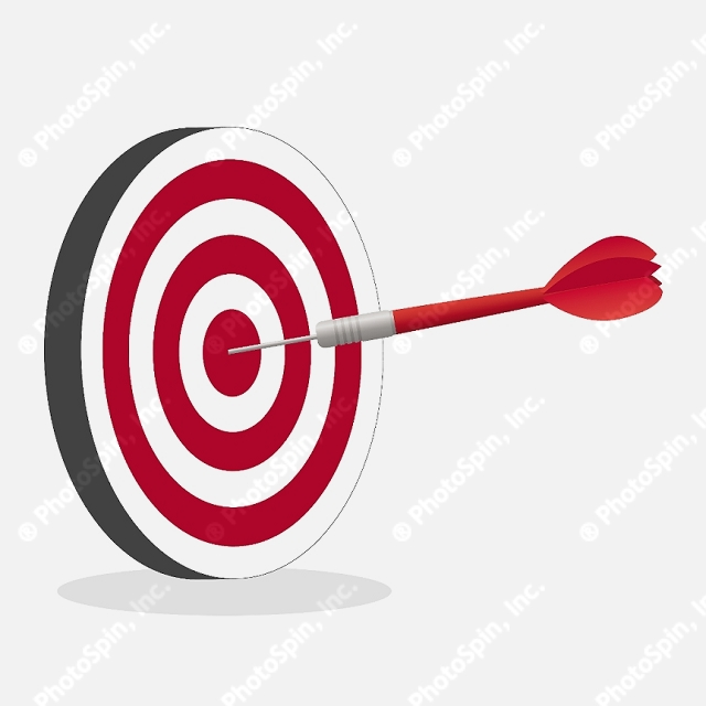 Bullseye clipart purple. Image by nelson marques